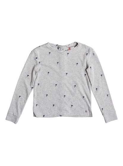 Sky Survey Palmito - Button Back Sweatshirt  ERGFT03228