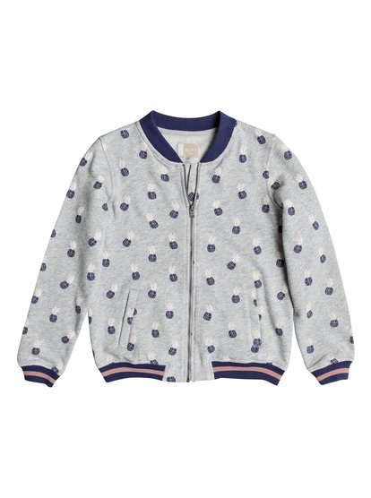 Coming Alone - Bomber Jacket Sweatshirt  ERGFT03256