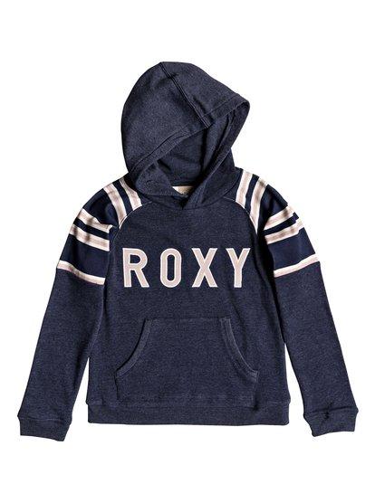 Watch The Sea - Sweat à capuche pour Fille 8-16 ans - Bleu - Roxy