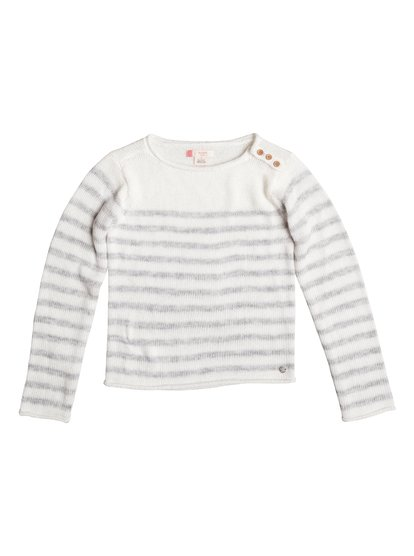 Ride This Vibe - Sweat pour Fille - Beige - Roxy