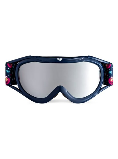 Сноубордическая маска детская Loola 2.0The Loola 2.0 snow goggles for girls make an appearance this season in an ultra-collectable Sesame Street colourway. As if early days on the mountains werent enough fun, ROXY has come together with our furry friend Elmo to bring you this extra-fun and colourful collaboration. The spherical lens offers maximum peripheral vision while the soft face foam makes them comfy and snug on smaller faces. 100% UV protection and an anti-fog treatment boost optical clarity, ideal for mini shredders. <br>