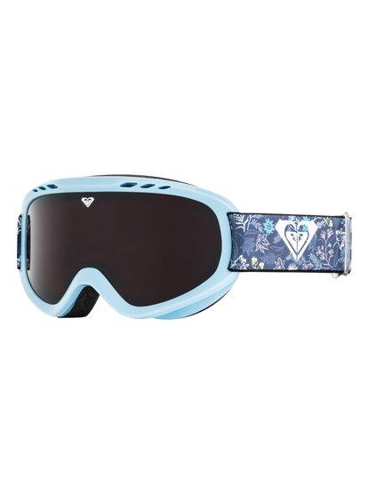 Sweet - Masque de ski/snowboard pour Fille 2-5 ans - Bleu - Roxy