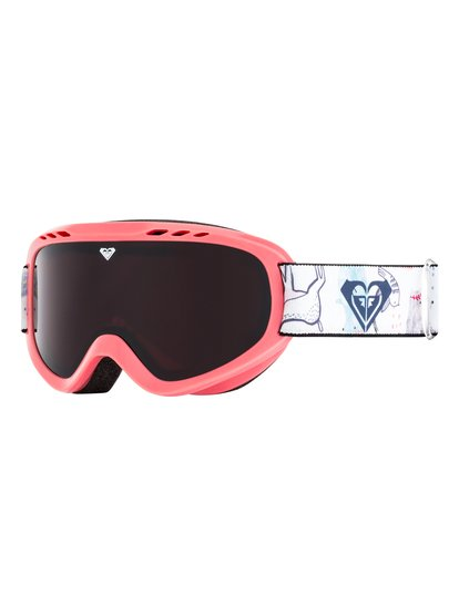 Sweet - Masque de ski/snowboard pour Fille 2-5 ans - Blanc - Roxy