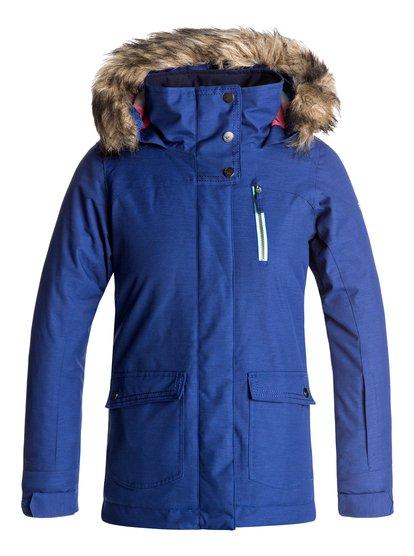 Tribe - Veste de snow pour Fille - Bleu - Roxy
