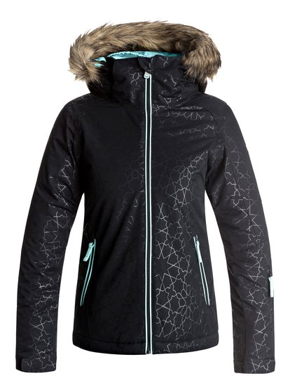 Jet Ski - Veste de snow pour Fille - Noir - Roxy