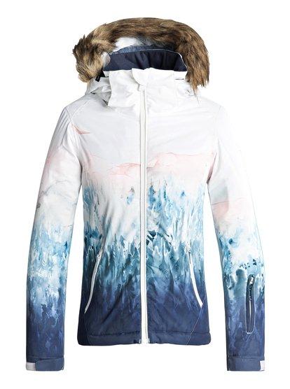 Jet Ski SE - Veste de snow pour Fille 8-16 ans - Blanc - Roxy