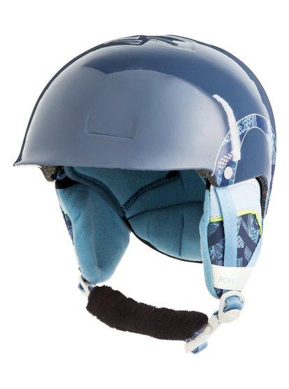 Happyland - Casque de snowboard/ski pour Fille 8-16 ans - Bleu - Roxy