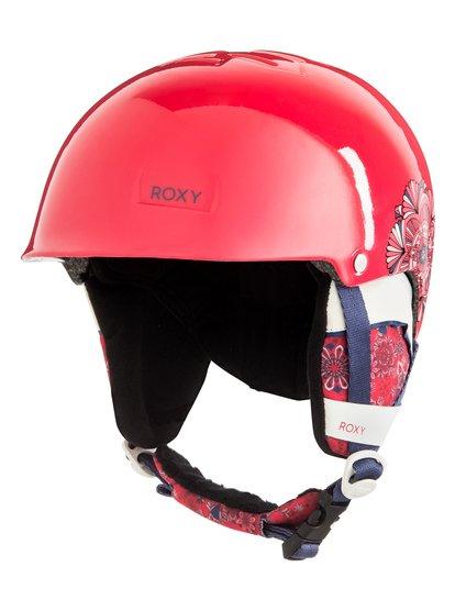 Happyland - Casque de snowboard/ski pour Fille 8-16 ans - Blanc - Roxy