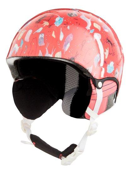 Misty - Casque de snowboard/ski pour Fille 8-16 ans - Rose - Roxy