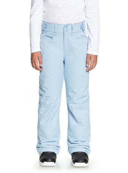 Backyard - Pantalon de snow pour Fille 8-16 ans - Bleu - Roxy