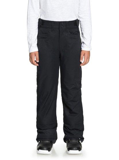 Backyard - Pantalon de snow pour Fille 8-16 ans - Noir - Roxy