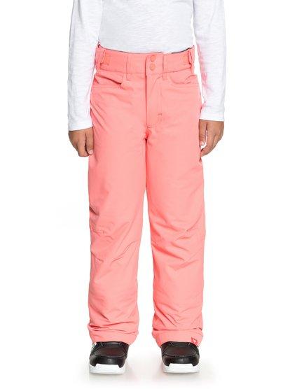 Backyard - Pantalon de snow pour Fille 8-16 ans - Rose - Roxy