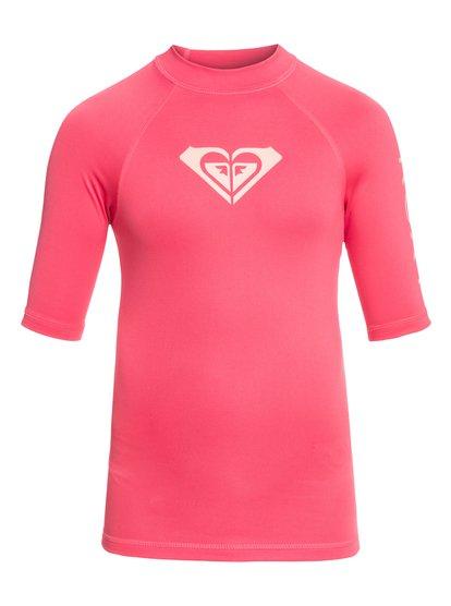 Whole Hearted - Short Sleeve UPF 50 Rash Vest  ERGWR03079