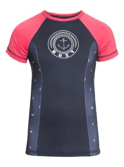 Tropi ROXY - Short Sleeve UPF 50 Rash Vest  ERGWR03082