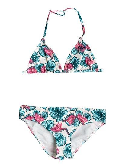 Beach Days - Tiki Tri Bikini Set  ERGX203141