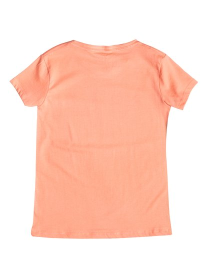 Girl's Basic Crew Anchor T-Shirt от Roxy RU