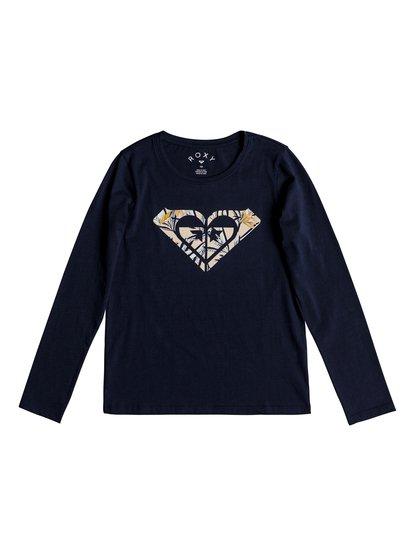 Gradual Awakening - T-shirt à manches longues pour Fille - Bleu - Roxy