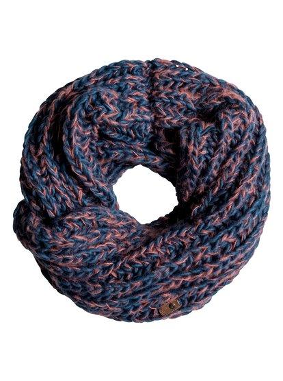 Круглый шарф-воротник Nola Infinity - Синий от Roxy