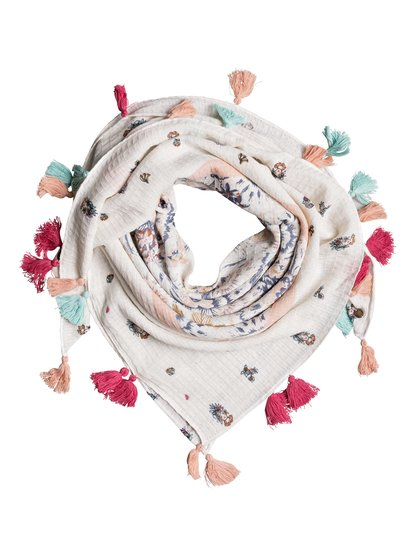 On The Boat - Square Scarf  ERJAA03413