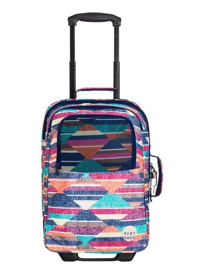 Women's Wheelie Roller Suitcase от Roxy