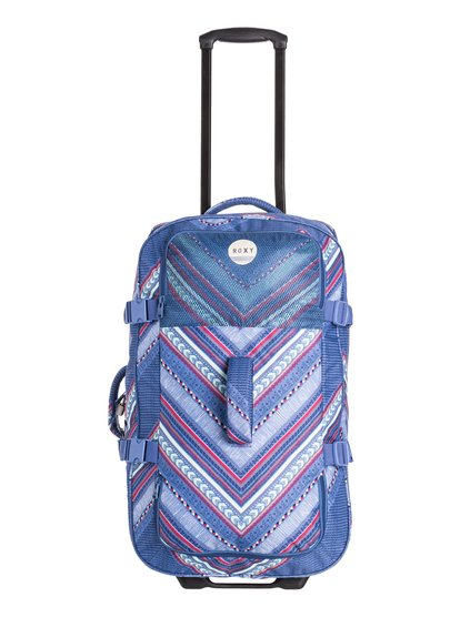 Women's In The Clouds Wheeled Suitcase от Roxy