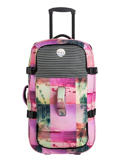 Женский чемодан In The Clouds Photoprint Roxy Women's In The Clouds Photoprint Wheeled Suitcase