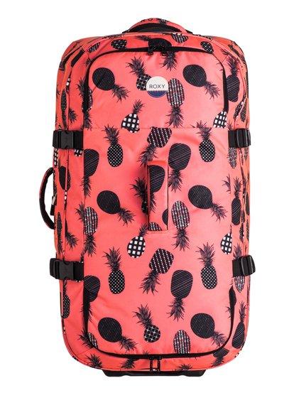 Long Haul - Extra Large Wheeled Suitcase  ERJBL03081