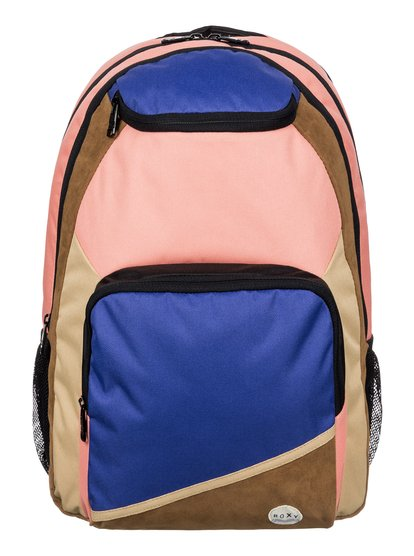 Shadow Swell - Colour Block Backpack  ERJBP03104