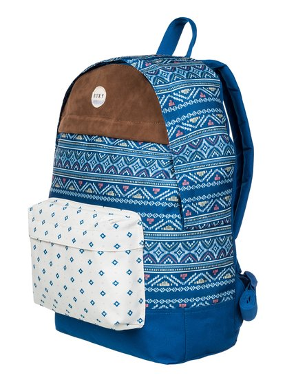 Women's Sugar Baby Mixed Backpack