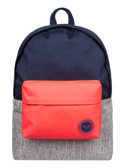 Sugar Baby Colorblock - Medium Backpack  ERJBP03263