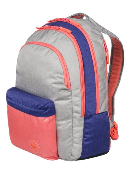 Рюкзак Slow Emotion Colorblock среднего размера