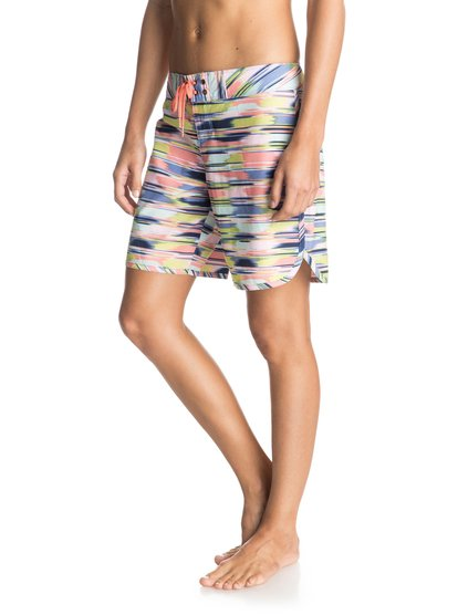 "Женские бордшорты Printed 7"" Roxy Women's Printed 7"" Boardshorts"