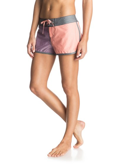 "������� ��������� Colors 2"" Roxy Women's Colors 2"" Boardshorts"