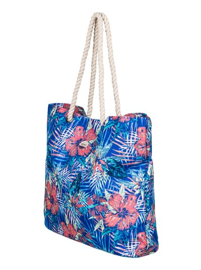 Пляжная сумка Printed Tropical Vibe с принтом Roxy