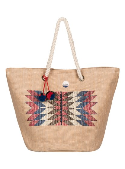 Sun Seeker - Straw Beach Bag  ERJBT03050