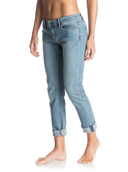 ���������� ������� ������ Suntrippers Vintage Wash M Roxy Women's Suntrippers Vintage Wash M Skinny Jeans