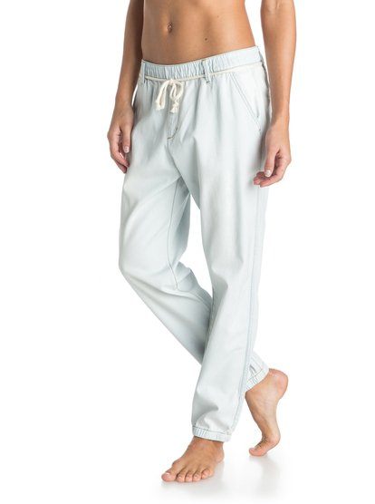 Women's Beachy Beach Denim Beach Pants от Roxy