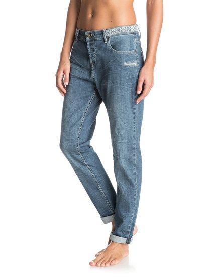Полусвободные джинсы кроя boyfriend fit My First Love<br>
