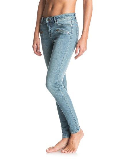 Облегающие джинсы For Cassidy VintageБез идеальной пары синих облегающих джинсов ни одно гардероб не может считаться полноценным. Наши эластичные облегающие джинсы For Cassidy отличаются нежным винтажным оттенком, декоративными молниями в районе карманов и функциональными молниями у краев штанин сзади. Вы оденетесь очень быстро! А девушки из нашей команды считают, что эти джинсы отлично сочетаются с топом Feel Flows и каким-нибудь крупным кардиганом.Черное и белое. Эффектная палитра из темного и светлого, которая обыгрывает такие монохромные решения на все двести процентов. Принты, стиль colour blocking и противопоставление фактур придают нашим черно-белым вещам простой и одновременно утонченный характер, современный и вместе с тем классический. Perpetual Water – это единство аквамариновых волн Вайкики и электрического сердца Токио, их сплетение в единую изящную историю. Целая коллекция неожиданных принтов и силуэтов, в которых сочетается привычное и иноземное!<br>