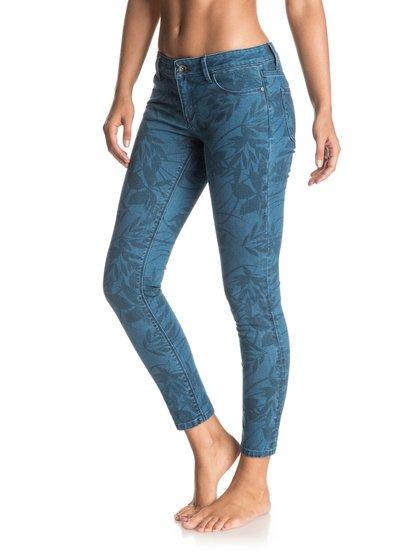 Джинсы-скинни Suntrippers PrintedКлассика нашего модельного ряда! Вот уже который сезон джинсы-скинни Suntrippers возвращаются вновь и вновь в новых расцветках и принтах, чтобы в очередной раз снискать широкий успех. Это самый узкий крой в нашей коллекции, и мы шьем такие джинсы из мягкого и очень эластичного материала, который позволяет объединить стиль и комфорт в одном, не идя на компромисс между ними.<br>