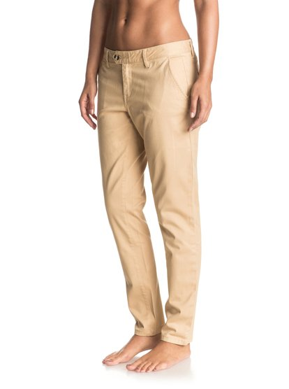 Sunrise Sand - Straight Tapered Chinos<br>