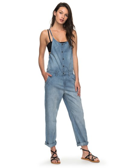 Cosy - Strappy Denim Jumpsuit  ERJDP03193