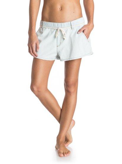 Beachy Beach - Denim Shorts  ERJDS03037