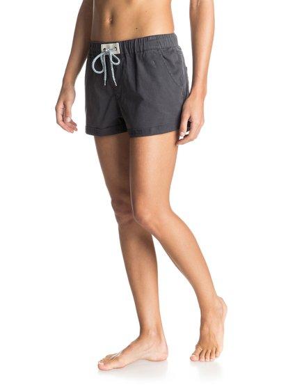 Women's Fonxy Twill Denim Shorts от Roxy RU