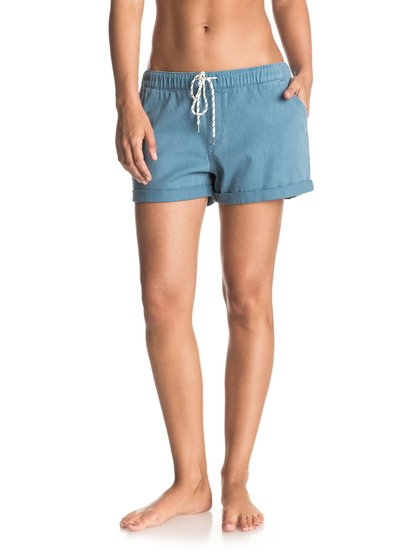 Easy Beachy - Denim Shorts  ERJDS03122