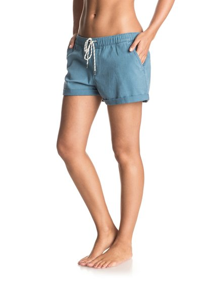 Easy Beachy - Denim Shorts<br>