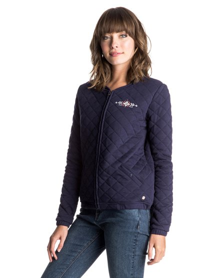 ������� ������ �� ������ Hervey Bay Roxy Women's Hervey Bay Zip Up Jacket