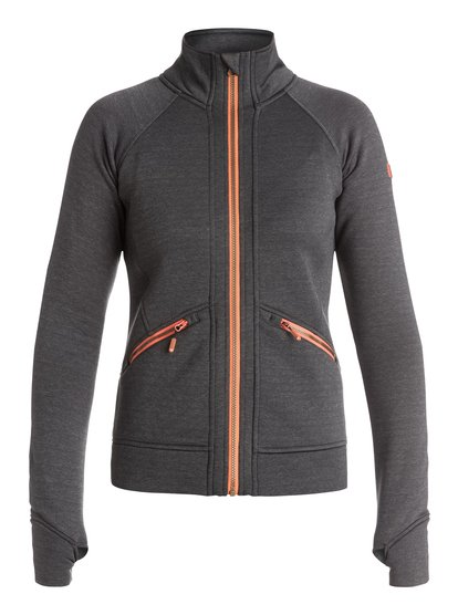 Glisten - Polartec Zip-Up Mid Layer  ERJFT03303