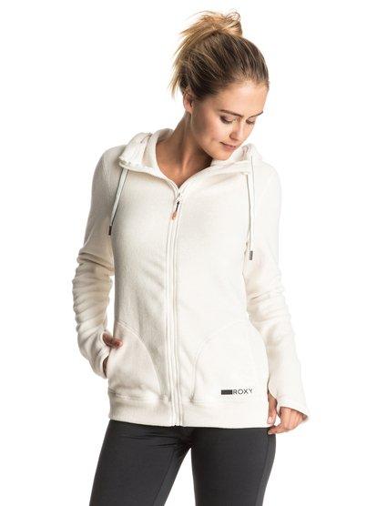 Suuvra - Polar Fleece Zip Hoodie  ERJFT03320