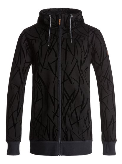 Frost - Zip-Up Sherpa Hoodie  ERJFT03554